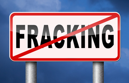 stop fracking polution of ground water ban shale gas and hydraulic or hydrofracking