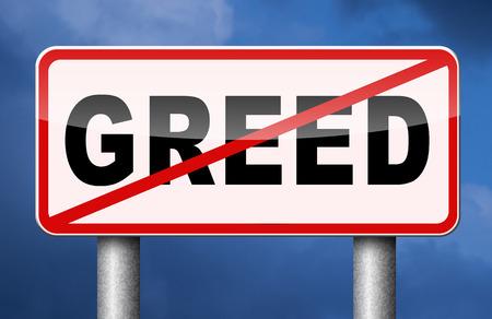 stop greed fair trade solidarity Zdjęcie Seryjne