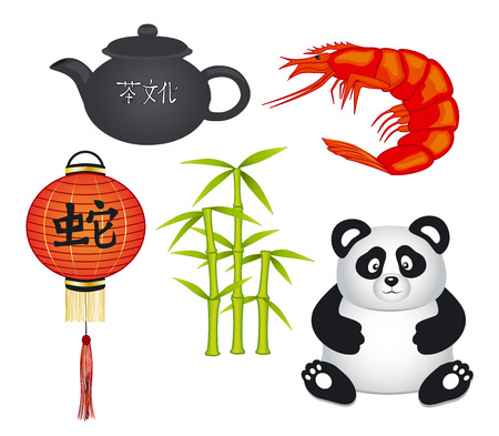 objects: Chinese Traditional Objects