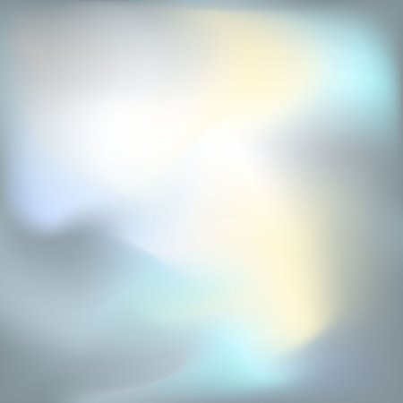 blurred soft pastel of grey, yellow, blue, white color palette background