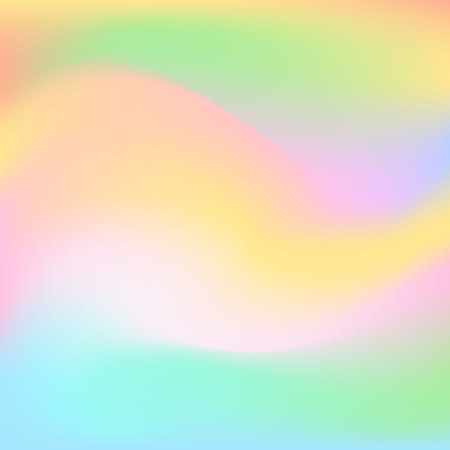 blurred colorful easter colors background design