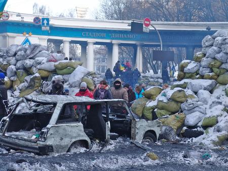 riots: Kijev Editorial