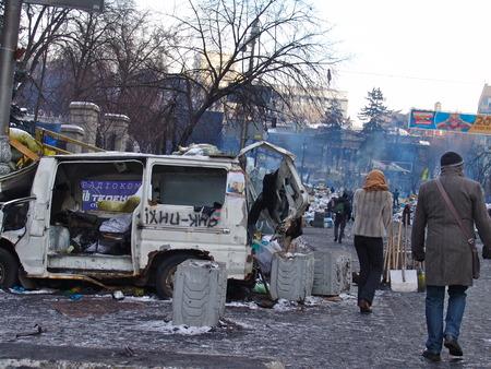 riots: Kiev