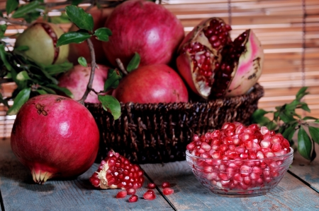 antioxidants: autumnal fruits antioxidants useful for the health