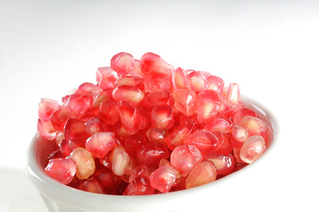 tannins: Pomegranate, autumnal fruit with antioxidant properties