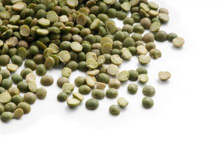 dried vegetables: pila de verduras secas en el fondo blanco Foto de archivo