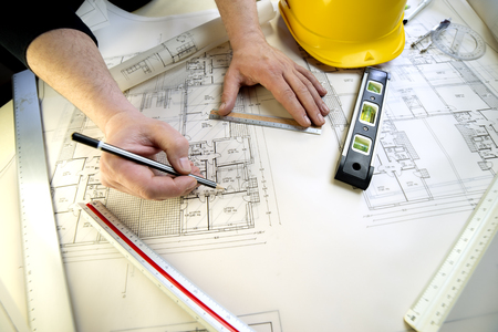 architectural building: tools to design a new home