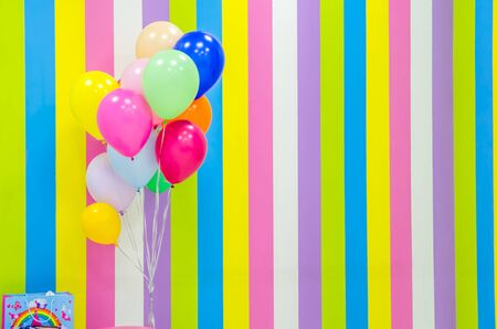 balloons at the Festival Banque d'images - 127574565