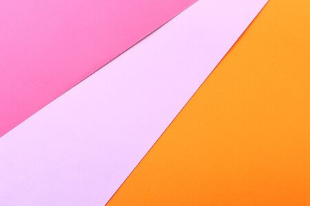 Spring concept. Pink, orange colors. Colorful background. Background with pink and orange colors. Flat lay for your design.