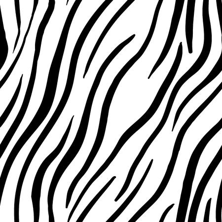zebra stripes: Zebra Stripes Seamless Pattern. Print design seamless pattern.