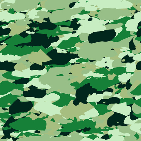 hid: Vector camouflage pattern