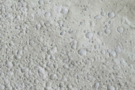 cement floor: wet cement floor for pattern and background.