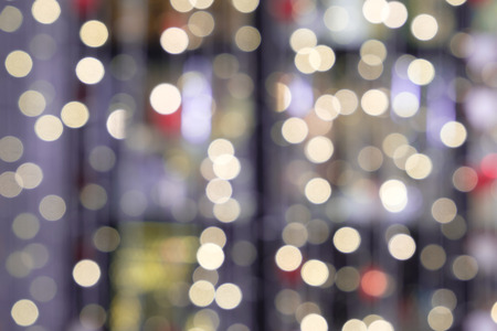 Festive elegant abstract background of Bokeh texture blurred