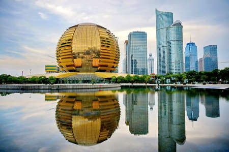 intercontinental: Intercontinental Hotel in Hangzhou