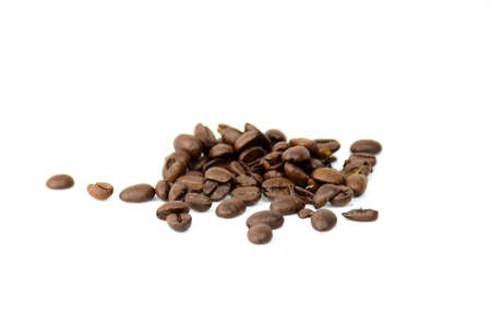 larger: Coffee beans