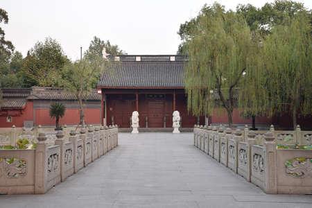 wang: Hangzhou, Qian Wang Temple