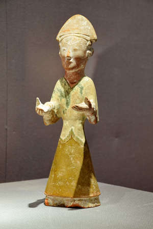 song dynasty: Phase and Song Han Dynasty figurines