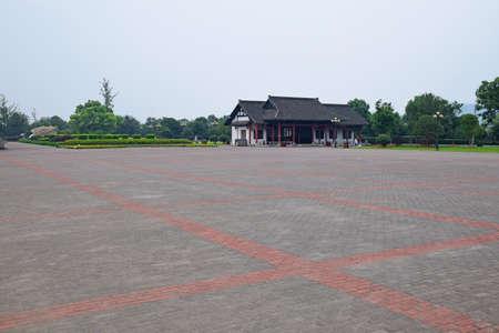 hunan: Hunan Changsha architecture Editorial