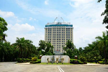 overall: Yunnan dehong mangshi Hotel overall