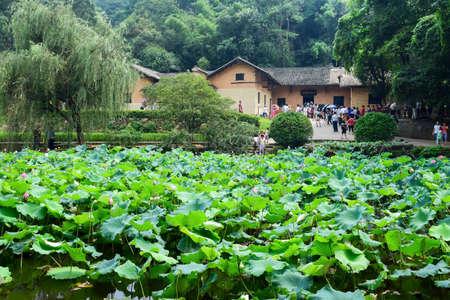 residence: Shaoshan Maos former residence