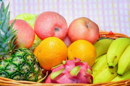 fruit basket: Fruit basket