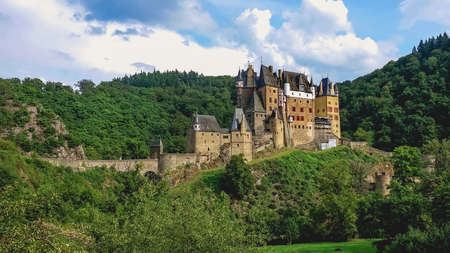 historical sites: Eltz Castle, Germany