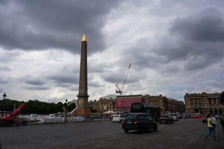 concorde: Paris place de la Concorde