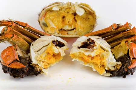 aquatic products: Lakes crab crab cream Stock Photo
