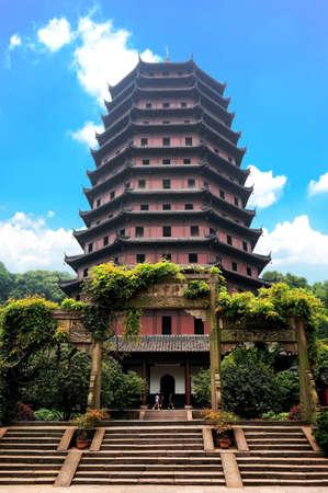 liu: Liu He pagoda Editorial