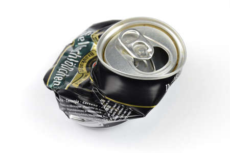 feature: Flattened cans feature Editorial