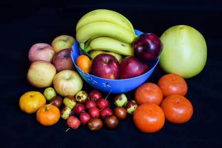 fruits in a basket: fruits basket