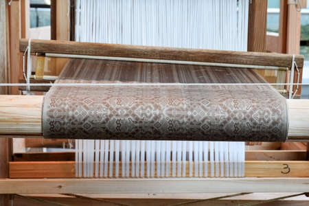 folk heritage: Weaving