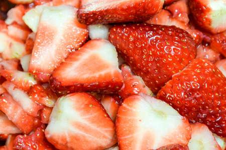 strawberry jam: Strawberry production Strawberry Jam