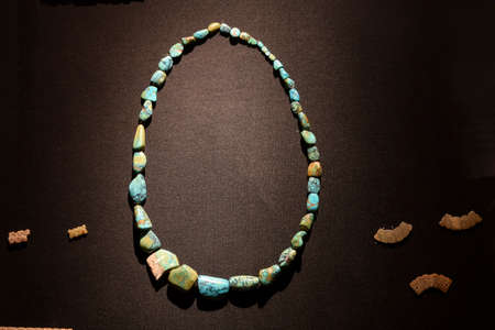 cultural artifacts: Turquoise Jewelry