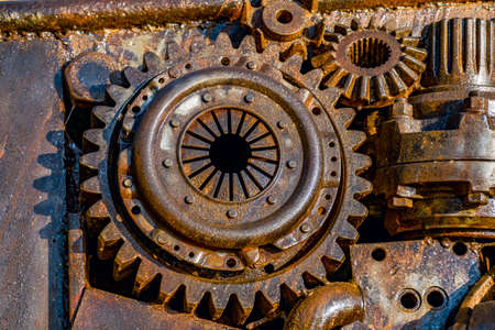 mechanization: Gear