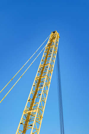 tower crane: Tower crane