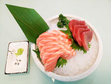 sashimi: Sashimi sashimi