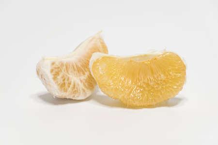 fruitage: Grapefruit flesh