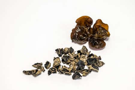 black: Black fungus