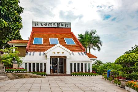 islet: Gulangyu Islet Piano Museum Editorial