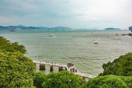 islet: Xiamen Gulangyu Islet scenery Stock Photo