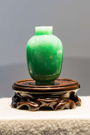 tabaco: Jade snuff bottle