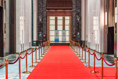 venue: G20 main venue red carpet