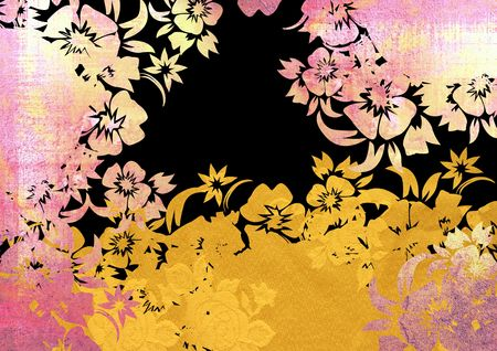 asia style textures and backgrounds Stock Photo - 1290626