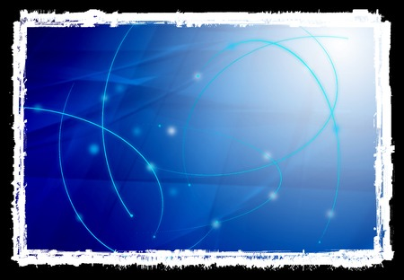 abstract galaxy waves background photo