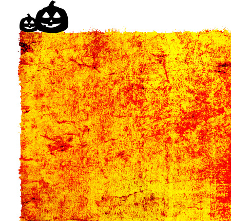 Halloween abstract Background frame Stock Photo - 1656637