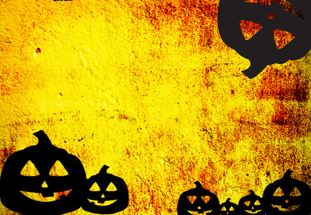 Halloween abstract Background frame Stock Photo - 1656639