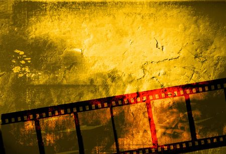strip structure: grunge film frame backgrounds