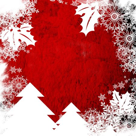 Christmas abstract Background frame Stock Photo - 2051994