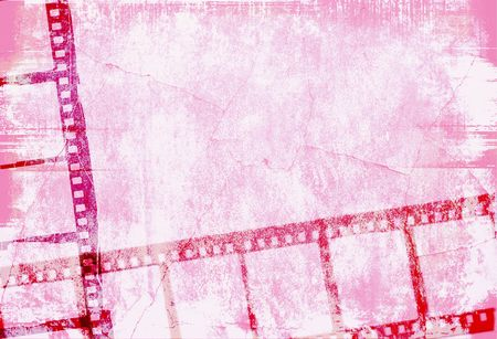 Great film strip for textures and backgrounds-with space for your text and image photo